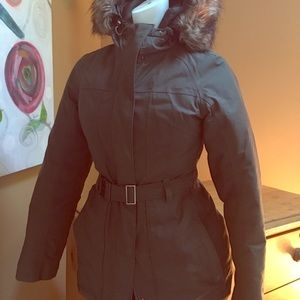 The North Face DEF DOWN PARKA. Olive Green $175